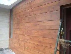 leminex(SPAIN) Wooden Rustic HPL Sheet, Thickness: En 438-2.5, Size: En 438-2.6