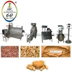 Automatic Peanut Butter Making Machine