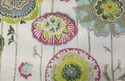 Flower Curtains Fabrics