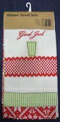 Christmas Print Kitchen Towel