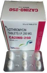 Cazino - 250 Azithromycin Tablets