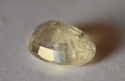 Yellow Sapphire - 5.39 carat