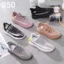 Girls Lace Up Sport Shoes
