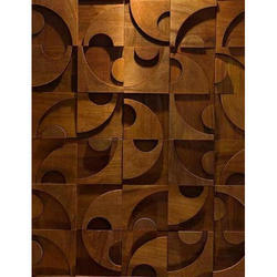 Wooden Wall Carving Service