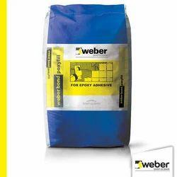 Weber Bond Poxyfill High Performance Epoxy Tile Adhesive
