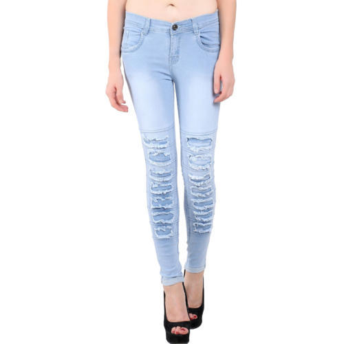 57eb747212b30 Fashion 4 U Ladies Denim Designer Blue Jeans