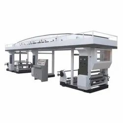 5 Drive Adhesive Coating Lamination Making Machine