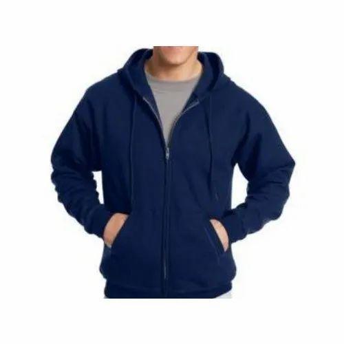 80333f05a Blue Mens Hoodies