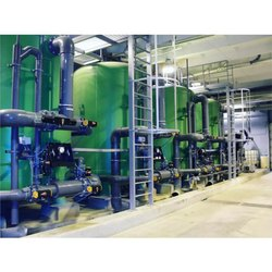Water Softening Plant Installation Service