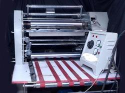 Silver Lamination Film Machine