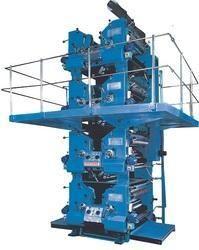 Web Offset Press Printing Machine