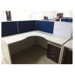 L Shaped Office Workstation