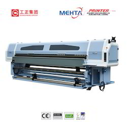 Automatic Multi-Color Direct Textile Printer GZS 3202