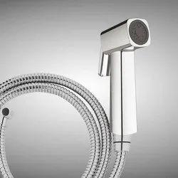Circular Wall Mounted SS Bathroom Faucets