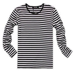 32776d7c7f5 Mens Cotton Striped Full Sleeves T-Shirt