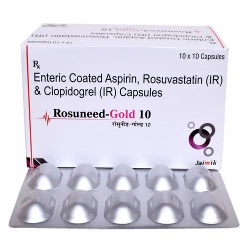 Rosuneed Gold 10 Capsule