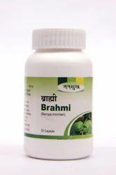 Brahmi Capsule., Packaging Type: Box, Grade Standard: Medicine Grade
