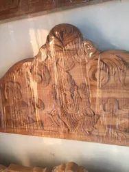 Designed Wooden Craft