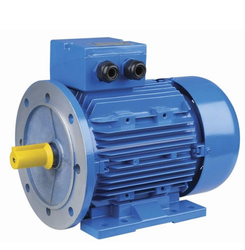 Three Phase Motor With B35 Mounting