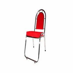 HKI Steel/Mild Steel Chorus Tent Chairs, For Outdoor/Indoor