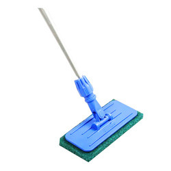NACS Blue Floor and Wall Scrubbing Tool