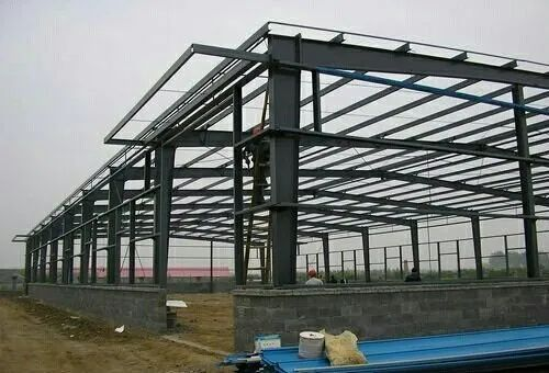 Metal Shed Construction