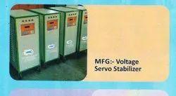 Servo Voltage Stabilizer MFG