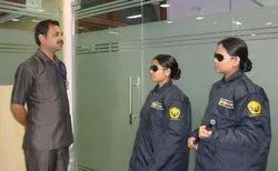 Lady Security Guards