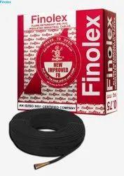 1 core PVC Finolex single core Cable, Size: 0.75sq Mm, For Industrial