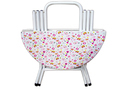 Folding Baby Table - Pink Butterfly