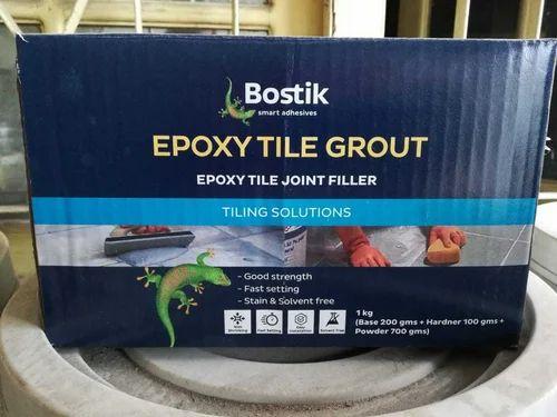 Bostik Epoxy Tile Grout