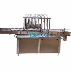 Automatic Liquid Bottle Filling Machines