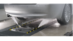 Automatic Car Under Chassis Washer And Boom