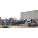 Waste Plastic Pouch Reprocessing Machine