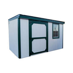 Metro Type Roof Shed Fabrication Service
