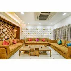 Residential Flat Designing Service