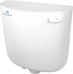 Single Flush Impact (Side Handle Flushing Cistern) for Toilet