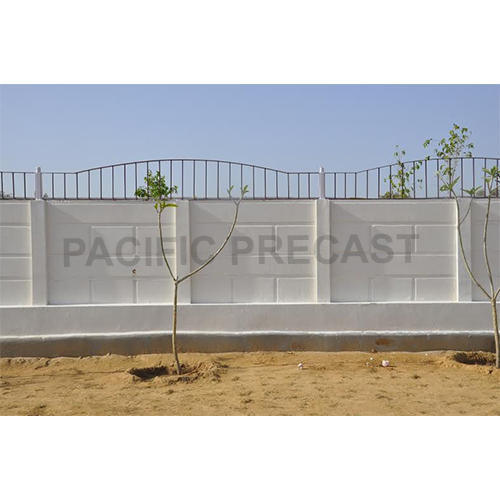 Precast Security Fence Wall