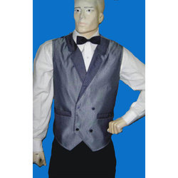 Cotton XL Mens Regular Fit Waistcoat