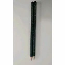 Black Wood Camlin Graphite 3B Pencil, For Writing