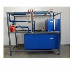 Venturimeter Orificemeter & Rotameter Apparatus