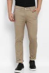 Cotton Slim Fit Mens Trousers