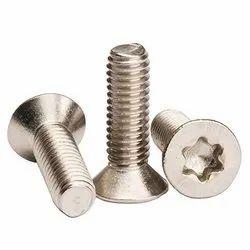 Sarvpar Stailess Steel And Mild Steel Torx Screw