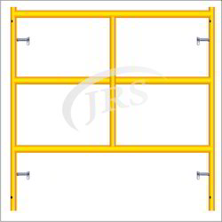 Yellow, Red JRS Double Ladder Frame