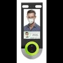 Realtime Pro 2K Long Range Face Recognition Live Face Detection With mask and Temperature