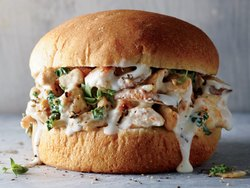 BMA Chicken Delicious Burger