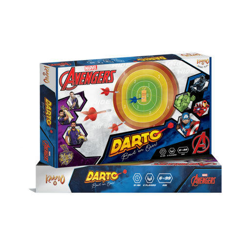 Magnetic Dart Cricket Game Marvel Avengers Team Kkr At Rs 359 6