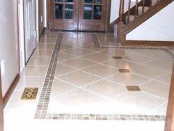 Floor Tiles Work & Contractor