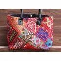 Vintage Embroidery Indian Banjara Shoulder Bag