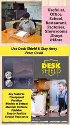 Desk Sheild